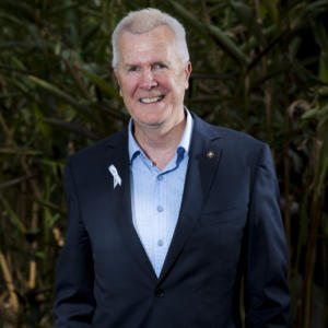 Rod Reeve, Managing Director