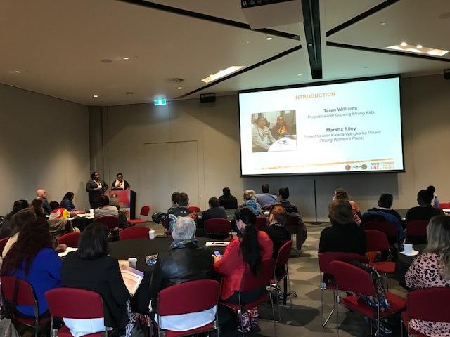 SCfC program presentation at SNAICC Seminar